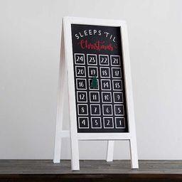 New!Sleeps Til Christmas Countdown Easel | Kirkland's Home