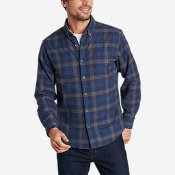Eddie's Favorite Flannel Classic Fit Shirt - Plaid | Eddie Bauer, LLC