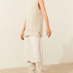 Sleeveless Turtleneck Sweater | H&M (US)