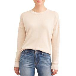Women's Crewneck Sweatshirt | Walmart (US)