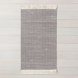 Textured Stripe Area Rug - Hearth & Hand™ with Magnolia | Target