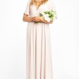 Emily Maxi Dress ~ Show Me the Ring Crisp   Show Me Your Mumu