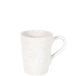 Fair Trade Ceramic Mug - White | The Little Market | The Little Market
