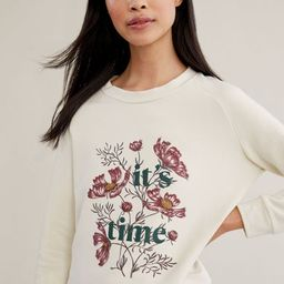 Rivière Special Edition Sweatshirt (Ivory) – Sweatshirts – Amour Vert | Amour Vert