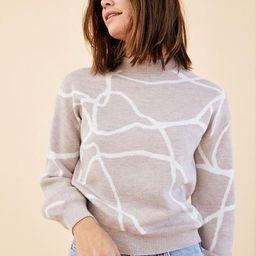 Tamalpais Sweater (Winter Neutrals) – Sweaters – Amour Vert | Amour Vert