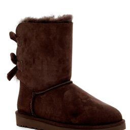 UGG | Bailey Twinface Genuine Shearling &  Bow Corduroy Boot | Nordstrom Rack | Nordstrom Rack