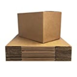 15 Small Moving Boxes - 16x10x10 - Cardboard Box Packing Shipping   Amazon (US)