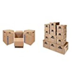 Bankers Box SmoothMove Wardrobe Moving Boxes, Tall, 24 x 24 x 40 Inches, 3 Pack (7711001) & SmoothMo   Amazon (US)