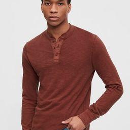 Slub Henley T-Shirt   Gap (US)