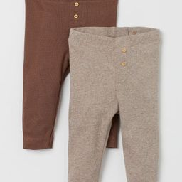 2-pack Leggings   H&M (US)