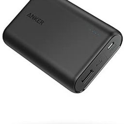 Anker PowerCore 10000 Portable Charger, One of The Smallest and Lightest 10000mAh Power Bank, Ult... | Amazon (US)
