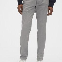 Vintage Khakis in Slim Fit with GapFlex | Gap (US)