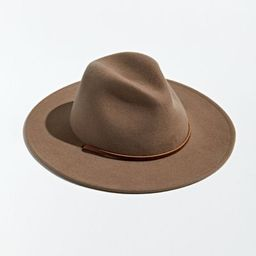UO Updated Wide Brim Fedora | Urban Outfitters (US and RoW)