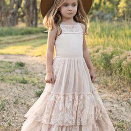 *NEW* Catrin Dress in Ecru | Joyfolie