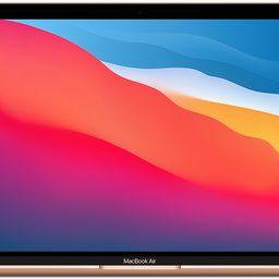 13-inch MacBook Air - Gold | Apple (US)