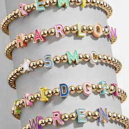 Custom Cutout Pisa Bracelet | BaubleBar (US)
