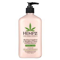 Hempz Blushing Grapefruit & Raspberry Creme Herbal Body Moisturizer Lotion - Fruit Body Cream - P...   Amazon (US)
