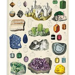 "Cavallini Papers Vintage Style Decorative Poster & Hanger Kit 20 x 28, 20"" x 28""   Amazon (US)"