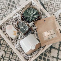 Mini Terra Cotta Boho Inspired Gift Box Bundle Made For All   Etsy   Etsy (US)