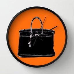 HERMES BAG CLOCK 2 color choices | Etsy | Etsy (US)