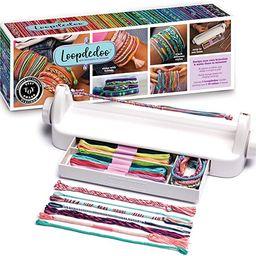 Loopdedoo – DIY Friendship Bracelet Making Craft Kit – Kids Learn to Make Fun BFF Bracelets i...   Amazon (US)