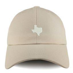 Stitchfy Texas Estado Mapa bordado bajo perfil suave algodón suave papá gorra | Etsy (ES)
