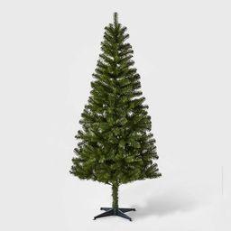 6ft Unlit Artificial Christmas Tree Alberta Spruce - Wondershop™   Target