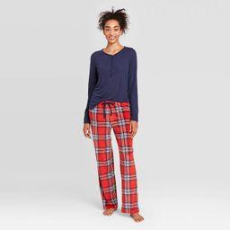 Women's Henley Pajama Set - Stars Above™   Target