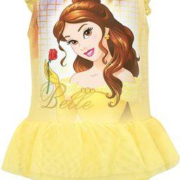 Disney Girls Beauty and The Beast Swimsuit | Amazon (US)