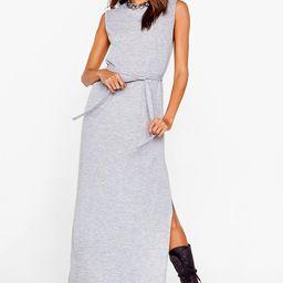 Tie Candy Belted Midi Dress | NastyGal (US & CA)