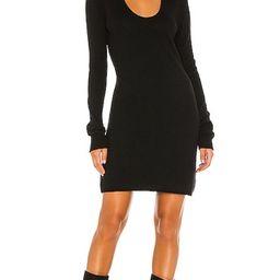Choker Cutout Neck Dress | Revolve Clothing (Global)