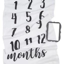 Monthly Milestone Blanket & Frame Set | Nordstrom