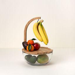 Just Ripe Fruit Bowl   UncommonGoods