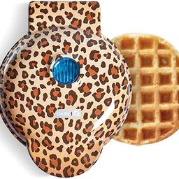 Dash DMW100LP Machine for Individual, Paninis, Hash Browns, other Mini waffle maker, 4 inch, Oran... | Amazon (US)