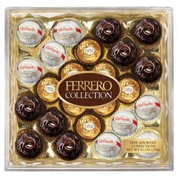 Ferrero Collection Diamond Gift Box, 9.1 Oz., 24 Count   Walmart (US)