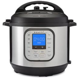 Instant Pot Duo Nova 6 quart 7-in-1 One-Touch Multi-Use Programmable Pressure Cooker with New Eas... | Target