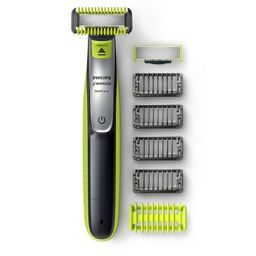 Philips Norelco OneBlade Hybrid Rechargeable Men's Electric Face & Body Trimmer - 10pc - QP2630/7... | Target
