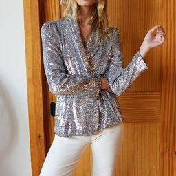 Paris Jacket - Sparkler | Emerson Fry
