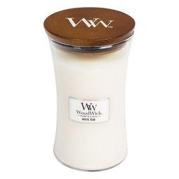WoodWick White Teak - Large Hourglass Candle | Walmart (US)