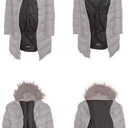 Zip Us In Jacket Expander Panel - Turn Your own Jacket into a Maternity & Babywearing Jacket | Amazon (US)