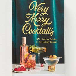 Very Merry Cocktails   Anthropologie (US)