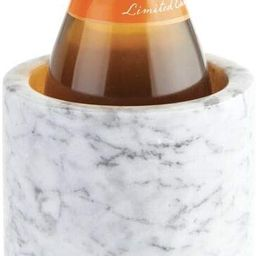 mDesign Natural Marble Stone Wine Bottle Cooler Chiller - Elegant Utensil Tool Holder Crock, Deco...   Amazon (US)