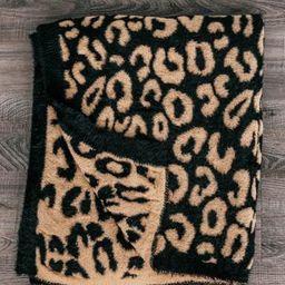 PRE-ORDER: Snuggle As A Bug Leopard Blankets- 2 colors   Apricot Lane Boutique