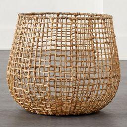Net Natural Basket + Reviews | CB2 | CB2