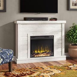 Terrence Electric Fireplace | Wayfair North America