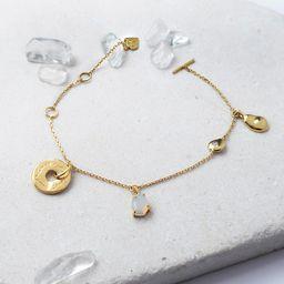 Heart Always Gold Bracelet | Wanderlust + Co