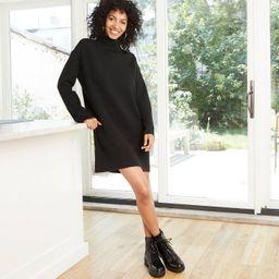 Women's Long Sleeve Sweater Dress - A New Day™   Target