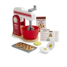 Melissa & Doug Blend & Bake Mixer Play Set | Walmart (US)