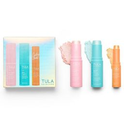 Three Game-Changing Eye Balms in One Kit   Tula Skincare