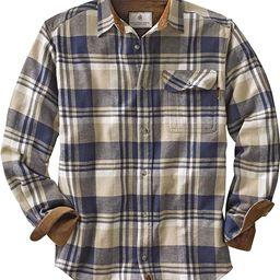 Legendary Whitetails Men's Buck Camp Flannel Shirt   Amazon (US)